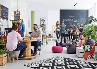 FLEXIBLE OFFICE SPACE: THE FACTS BEHIND THE BUZZ