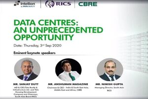 Royal Institution of Chartered Surveyors (RICS) E-Leadership Forum on Data Centers – An unprecedented opportunity