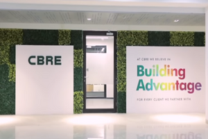 #IamCBRE - CBRE India Mumbai Office