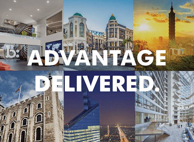 From investment sales and leasing transactions to outsourcing and advisory services, with CBRE, it's advantage delivered for every client we serve.
