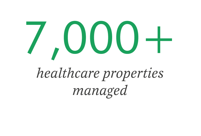 ~100 managed hospitals and health systems