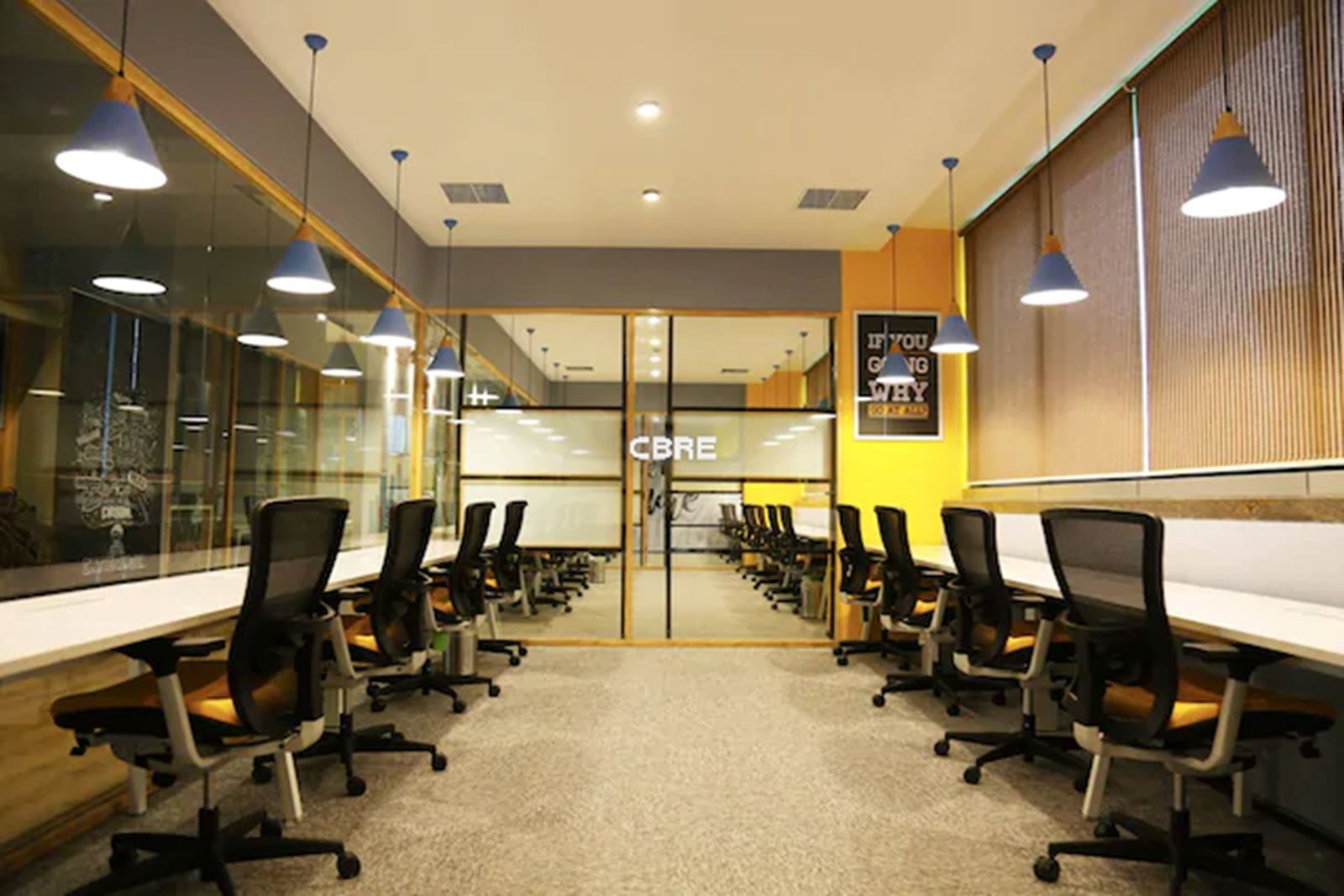 Flexible Office To Rent Oyo Innov8 Boston House Andheri East Mumbai Maharashtra India 400093 Cbre Commercial